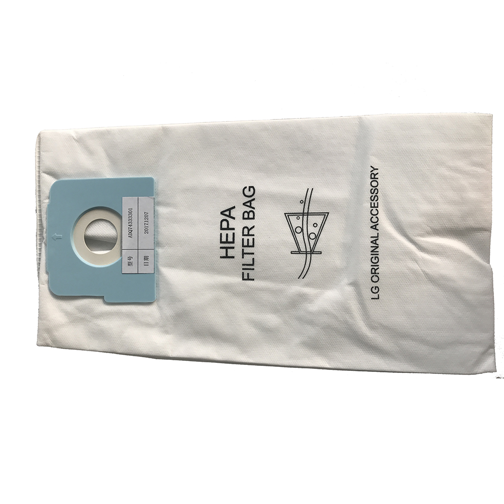 Vacuum dust bag for LG ADQ74333301
